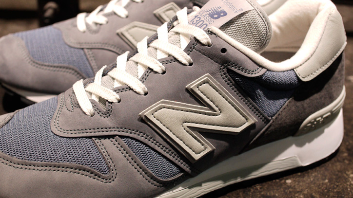 Photo04 - new balance M1300CL 「made in U.S.A.」