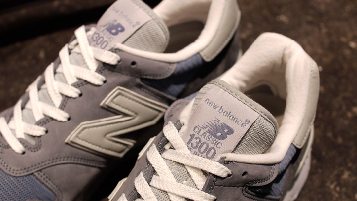 Photo06 - new balance M1300CL 「made in U.S.A.」