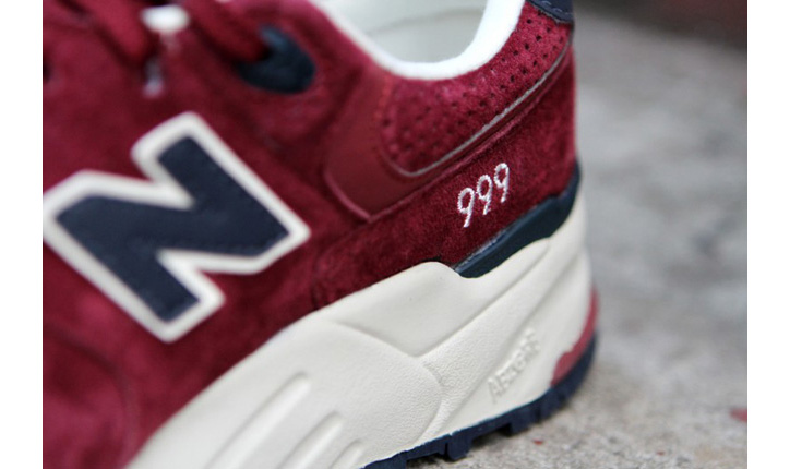 Photo05 - NEW BALANCE 999 BURGUNDY