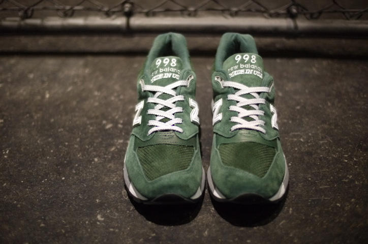 "Photo06 - new balance M998 ""made in U.S.A."" ""LIMITED EDITION for mita sneakers / OSHMAN'S"""