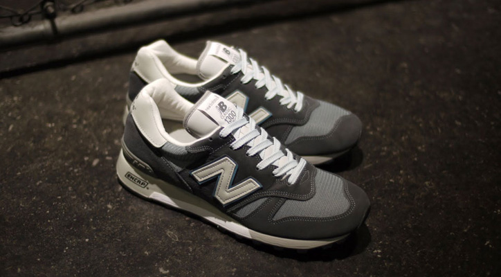 Photo01 - new balance M1300CL 「made in U.S.A」 STEEL BLUE 再入荷