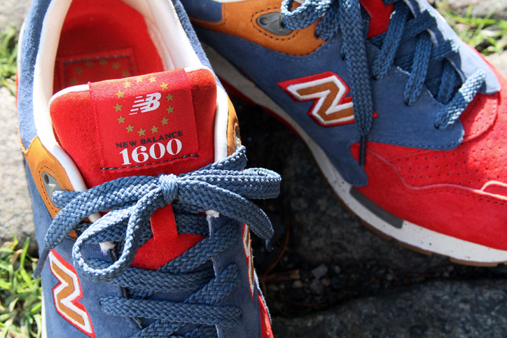 "Photo03 - UBIQ x New Balance CM1600 BN ""THE BENJAMIN"""