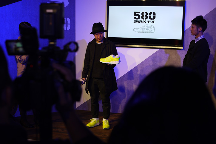 Photo22 - new balance 580 SHANGHAI EXHIBITION Recap