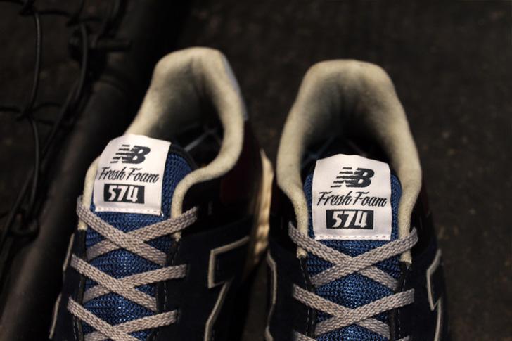 Photo04 - ニューバランスから、最新ソールユニットFRESH FOAMを搭載したmita sneakersのコラボモデルMFL574