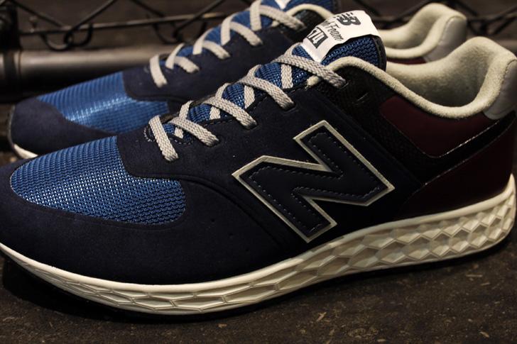 Photo05 - ニューバランスから、最新ソールユニットFRESH FOAMを搭載したmita sneakersのコラボモデルMFL574