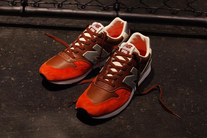 Photo02 - ニューバランスから、WHIZ LIMITEDとmita sneakersによるコラボレーションモデルMRL996が登場