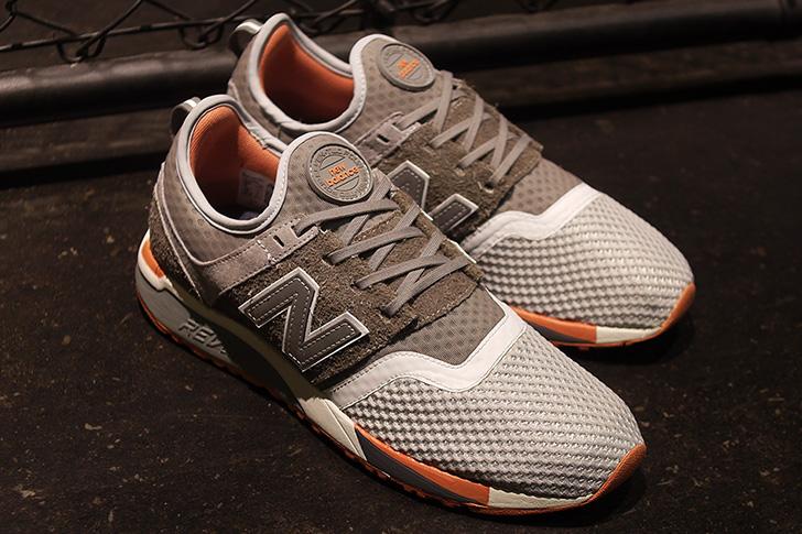 """Photo05 - ニューバランスから、鼠をデザインソースにmita sneakersとのコラボモデルMRL247 """"TOKYO RAT""""が発売"""