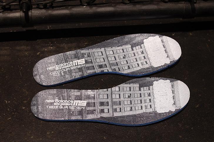 """Photo10 - ニューバランスから、鼠をデザインソースにmita sneakersとのコラボモデルMRL247 """"TOKYO RAT""""が発売"""