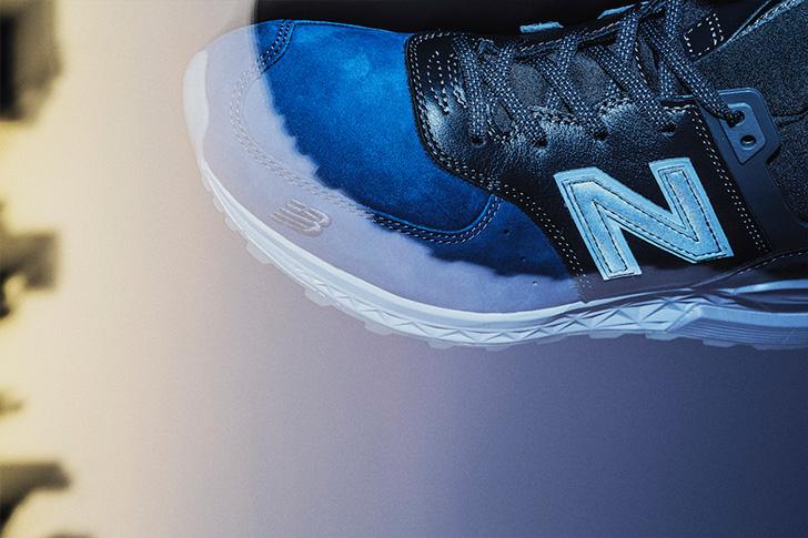 Photo06 - ニューバランスから、BLUE HOURと呼ばれるmita sneakersとのコラボレートモデルMS574が発売
