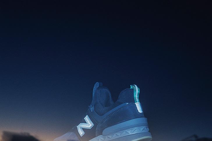 Photo15 - ニューバランスから、BLUE HOURと呼ばれるmita sneakersとのコラボレートモデルMS574が発売