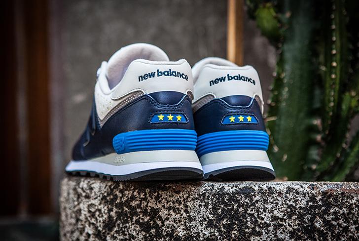 """Photo02 - ニューバランスから、WHIZ LIMITEDとmita sneakersとのコラボレートモデルML574 """"ICONIC COLLABORATION""""登場"""