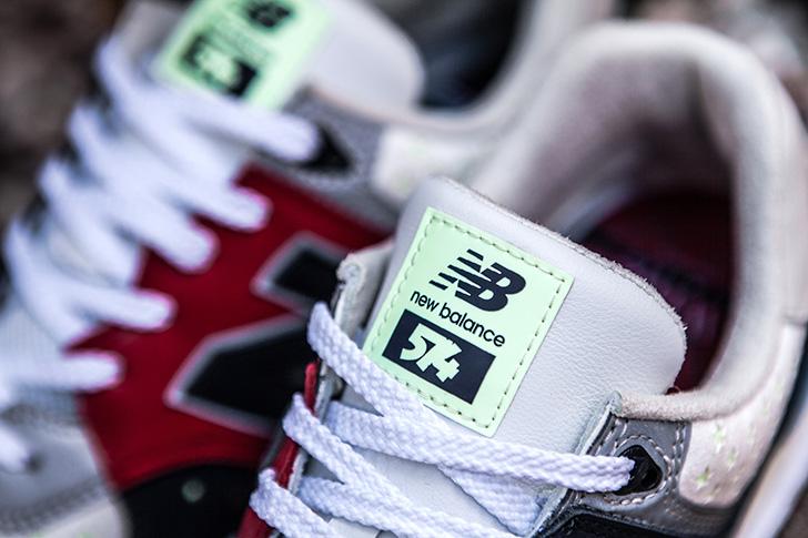 """Photo03 - ニューバランスから、WHIZ LIMITEDとmita sneakersとのコラボレートモデルML574 """"ICONIC COLLABORATION""""登場"""