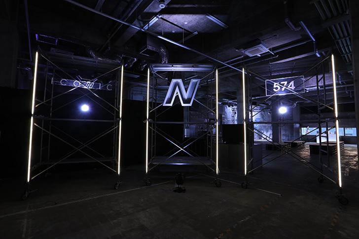 "Photo02 - ニューバランスを象徴する""グレー""の574の発売を記念したグローバルイベントNew Balance GREY DAYが開催"