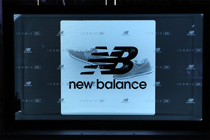 "Photo03 - ニューバランスを象徴する""グレー""の574の発売を記念したグローバルイベントNew Balance GREY DAYが開催"