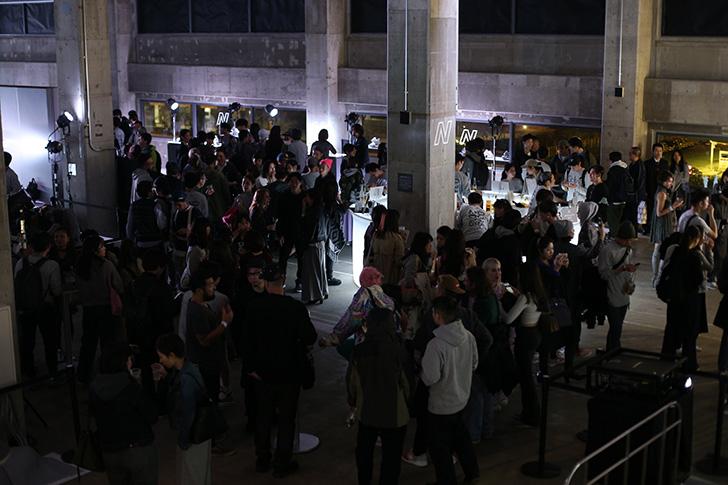 "Photo10 - ニューバランスを象徴する""グレー""の574の発売を記念したグローバルイベントNew Balance GREY DAYが開催"