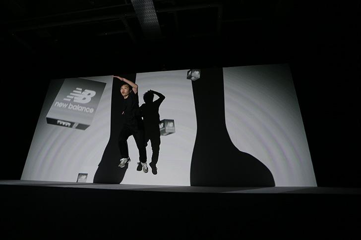 "Photo16 - ニューバランスを象徴する""グレー""の574の発売を記念したグローバルイベントNew Balance GREY DAYが開催"