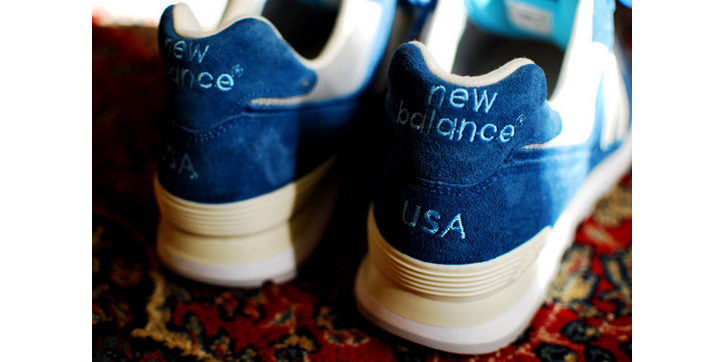 "Photo04 - New Balance 574 Made in USA ""Babe the Blue Ox"""