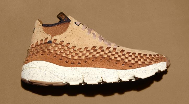 Photo01 - Nike Air Footscape Woven Motion & Woven Chukka Collection