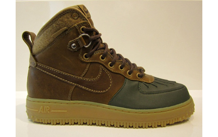 "Photo03 - NIKE AIR FORCE 1 HIGH "" DUCKBOOT"""