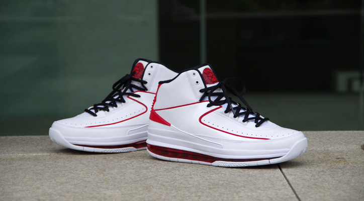 Photo03 - NIKE AIR JORDAN 2.0 WHITE/BLACK-VARSITY RED