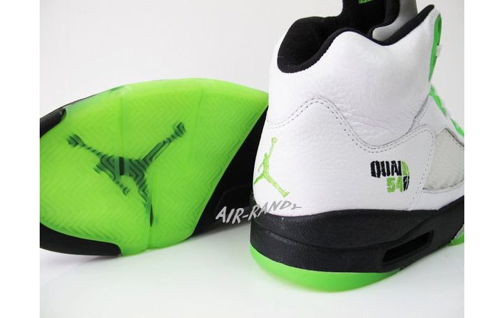 Photo02 - Nike Air Jordan 5 Retro Quai 54