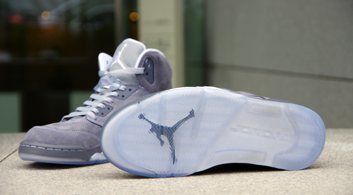 Photo04 - NIKE AIR JORDAN 5 RETRO WOLF GREY