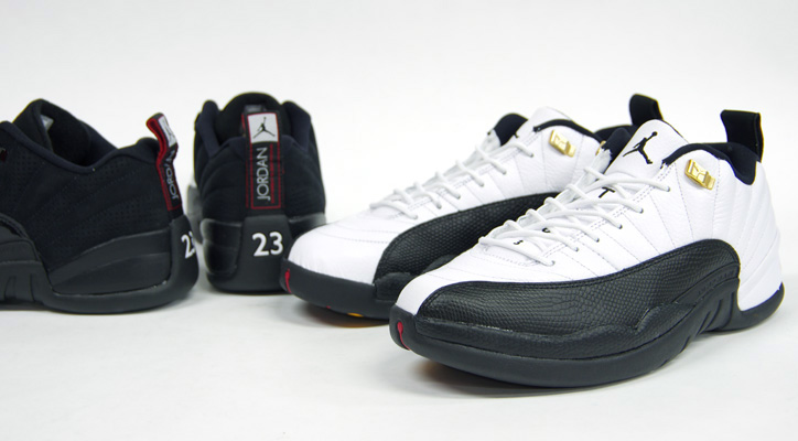 Photo01 - NIKE AIR JORDAN 12 RETRO LOW