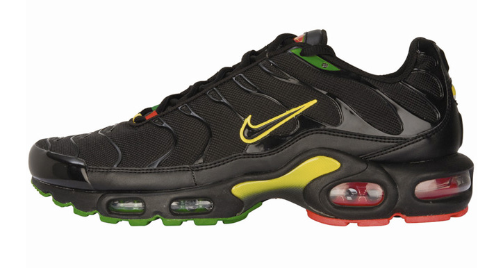 Photo01 - NIKE Air Max Plus Tuned 1 'Rasta'