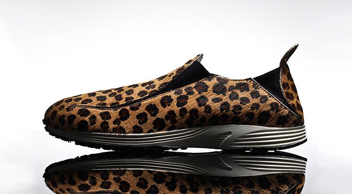 Photo01 - Nike WMNS Pocket Runner   Leopard + Black Pony Hair
