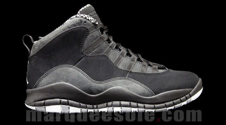 "Photo01 - AIR JORDAN 10 ""STEALTH"""