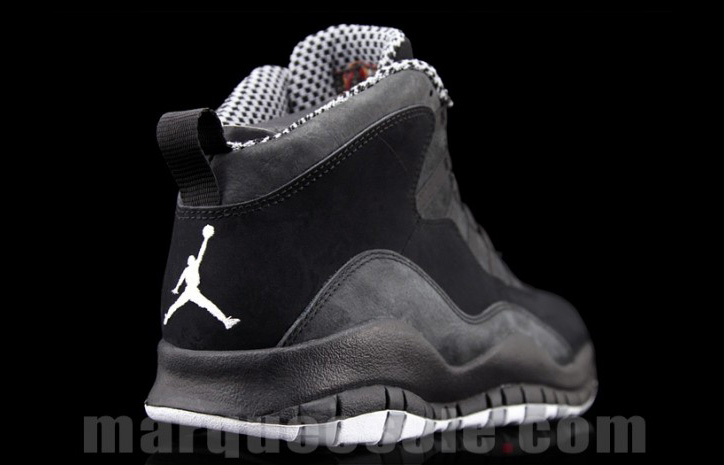 "Photo05 - AIR JORDAN 10 ""STEALTH"""
