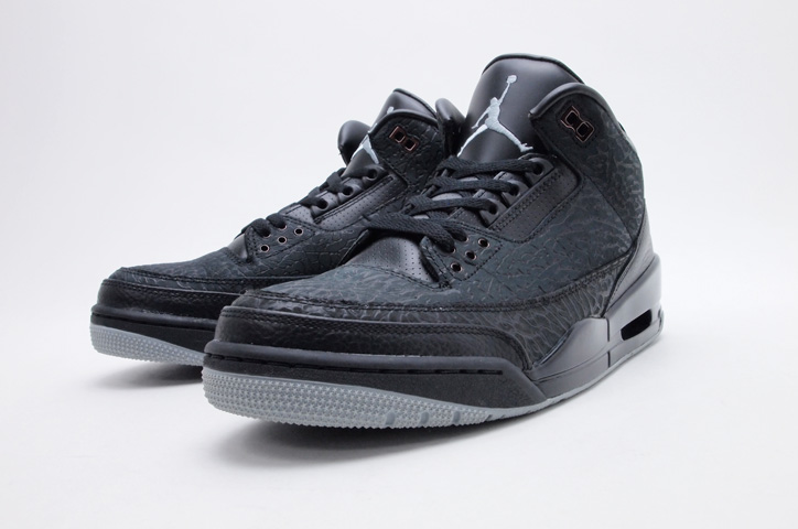 "Photo02 - AIR JORDAN 3 RETRO ""BLACK FLIP"""