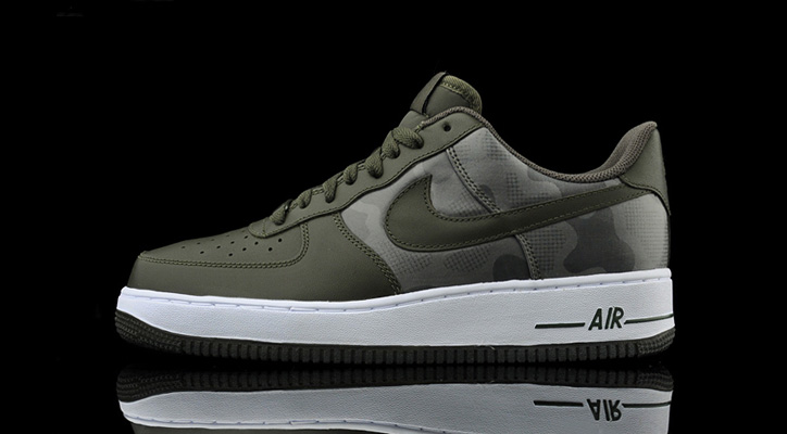 "Photo01 - Nike Air Force 1 ""Dark Camo"""