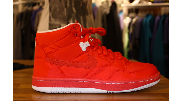 "Photo01 - Nike Sky Force 88 Mid TXT ""Action Red"""