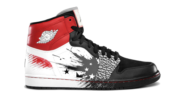 Photo01 - NIKE AIR JORDAN 1 HIGH Dave White