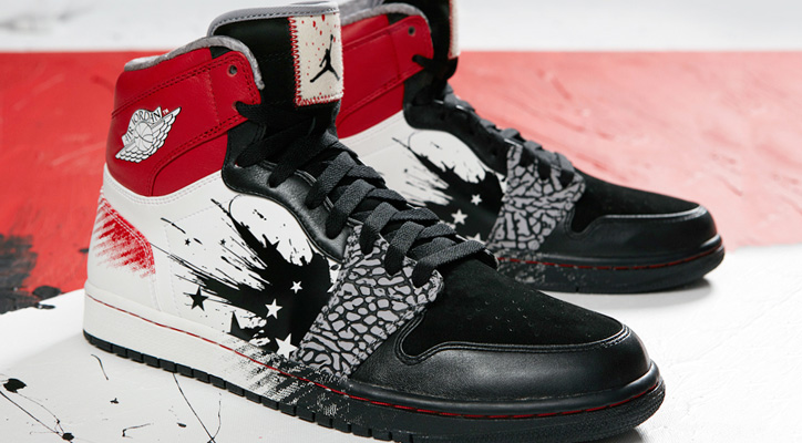 Photo01 - Dave White x Air Jordan 1 Retro 2012 Spring
