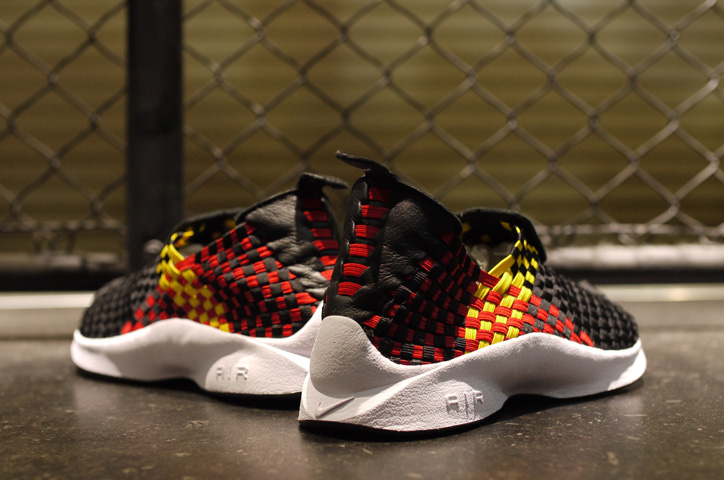 "Photo09 - NIKE AIR WOVEN ""LIMITED EDITION for NONFUTURE"""