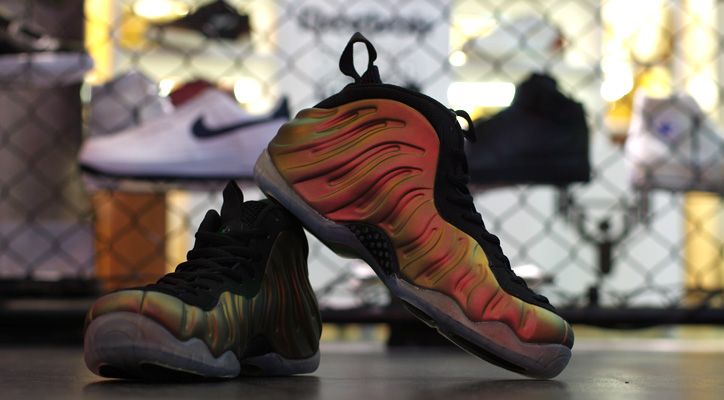 """Photo01 - NIKE AIR FOAMPOSITE PRO """"LIMITED EDITION for NONFUTURE"""""""