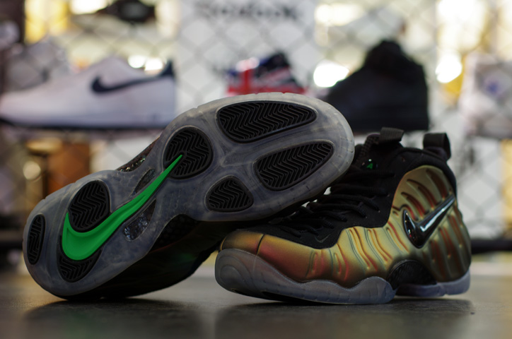 """Photo04 - NIKE AIR FOAMPOSITE PRO """"LIMITED EDITION for NONFUTURE"""""""