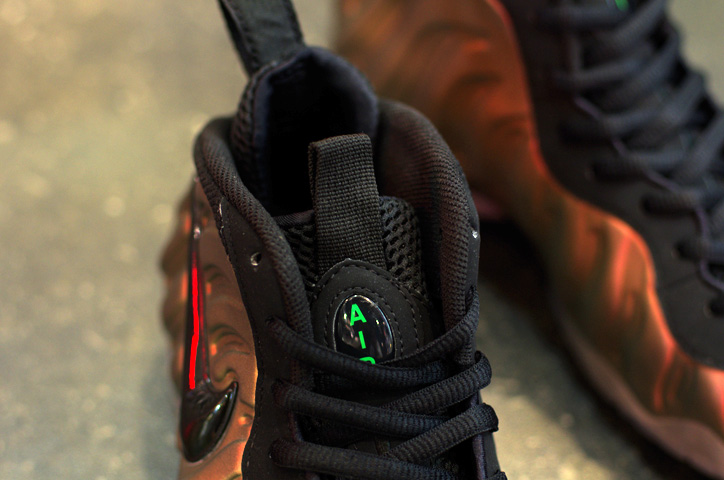 """Photo05 - NIKE AIR FOAMPOSITE PRO """"LIMITED EDITION for NONFUTURE"""""""