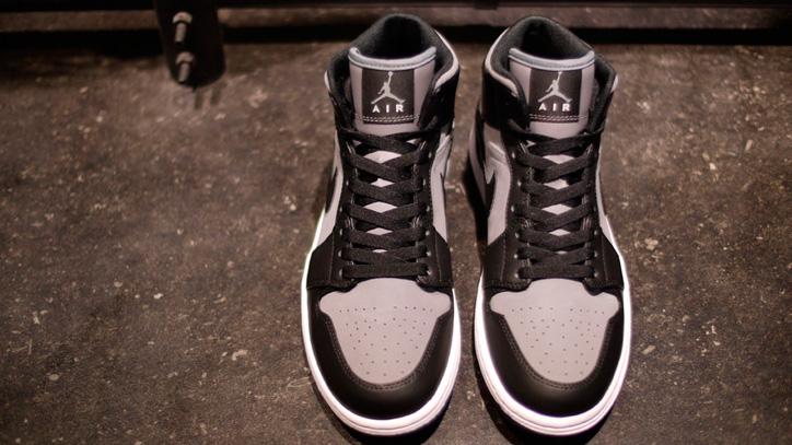 Photo01 - NIKE AIR JORDAN I PHAT 「LIMITED EDITION for NONFUTURE」