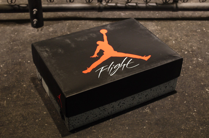 "Photo06 - NIKE AIR JORDAN IV RETRO ""LIMITED EDITION for NONFUTURE"""