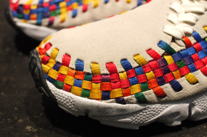 "Photo04 - NIKE AIR FOOTSCAPE WOVEN CHUKKA ""LIMITED EDITION for NONFUTURE"""