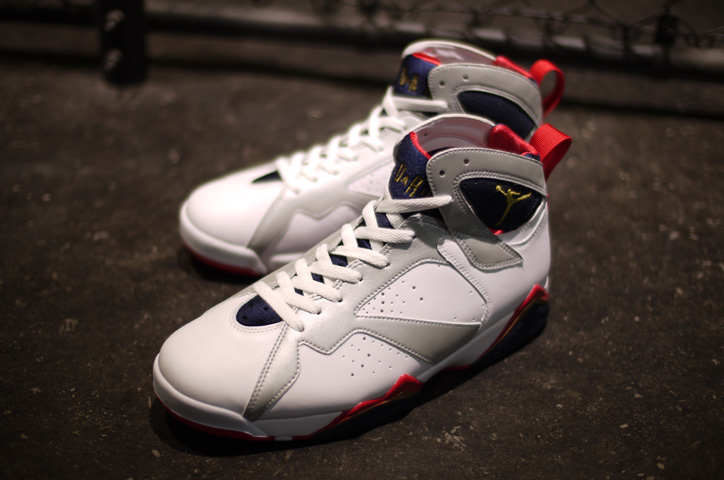 "Photo02 - AIR JORDAN VII RETRO ""DREAM TEAM PACK"""
