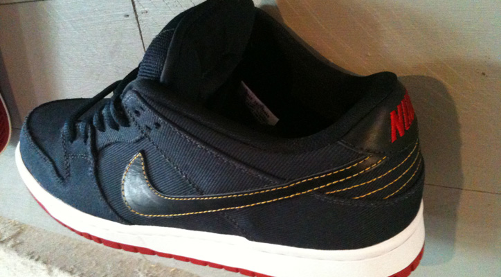 Photo01 - LEVI'S x NIKE SB DUNK PRO LOW – 2ND COLORWAY