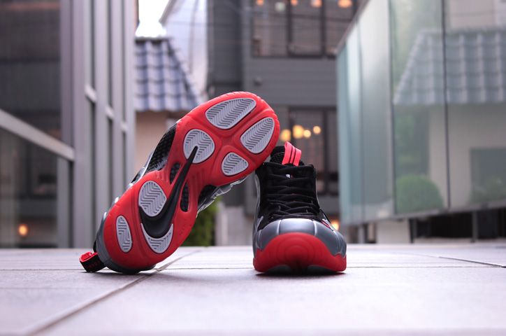 Photo04 - NIKE AIR FOAMPOSITE PRO 「LIMITED EDITION for NONFUTURE」SLV/ORG/BLK