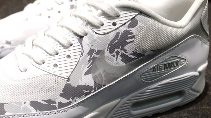 Photo03 - NIKE AIR MAX 90 PREMIUM 「LIMITED EDITION for SELECT」