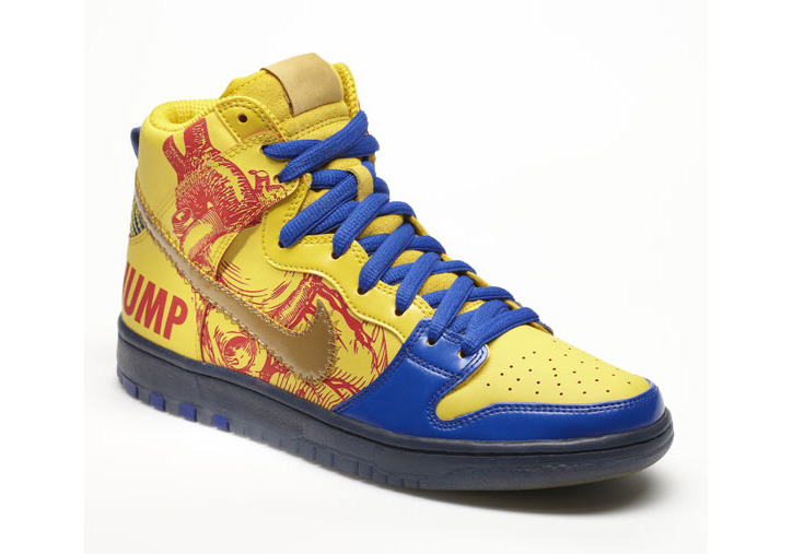 Photo03 - NIKE x DOERNBECHER FREESTYLE IX – 2012 COLLECTION