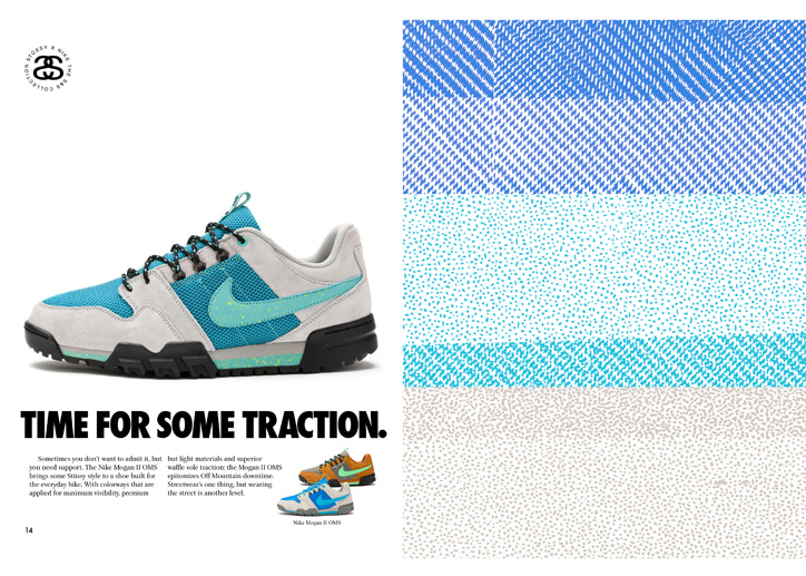 Photo05 - NIKE × STÜSSY「THE S&S OFF MOUNTAIN SERIES」