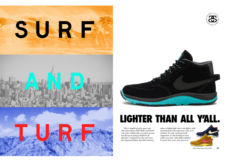 Photo06 - NIKE × STÜSSY「THE S&S OFF MOUNTAIN SERIES」